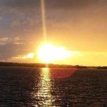 Amazing sunsets on Lough Corrib