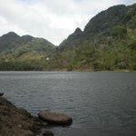 Cerro Picacho y la Laguna de San Carlos