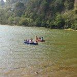 Kayak cómodamente