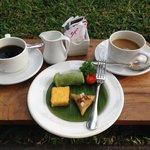 Tea spread