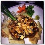 Exzellentes Thai food.