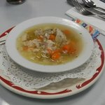 Chicken and Rice Soup for The Soul