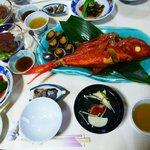 室戶莊的漁師料理都以海鮮為主非常美味