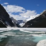 Lake Louise early June