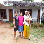 Very friendly family...