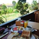 1st day breakfast