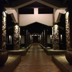 Corridors at the Lobby Area
