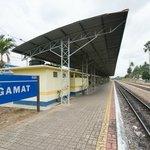 Public Transportation - Train Station
