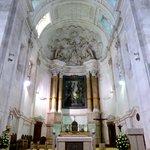 Main alter in the Basilica