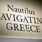 Nautilus Navigating Greece!!