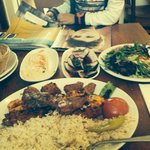 The mixed grill ��