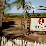 Matso's Signage