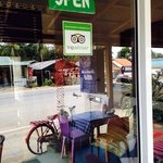 Sandwich Me's front door