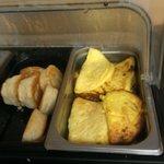 Overcooked Eggs _Biscuits