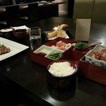 Katsura Restaurant Meal