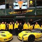 Le Mans Legend Cafe