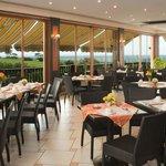 Restaurant avec vue panoramique