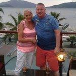 Janice & Trev at The Emre Beach Hotel