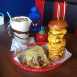 '911 Burger Challenge'