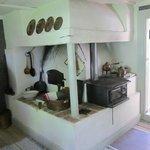 Küche von damals