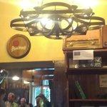 Pubs chandelier