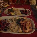 ristorante fronte la reception
