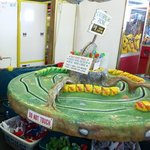 Caterpillar game Funland 2014