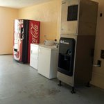 Pop machine,ice machine,laundry