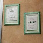 Certificati TripAdvisor