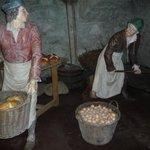 Экспозиция средневековой кухни