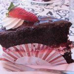 Fontanella Tea Garden - Chocolate, Strawberry, Caramel cake