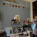 community craft shop selling cards, prints, gifts
