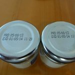 Expired Mayo Jars