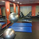 Angle 1 of fitness center