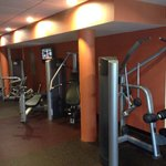 Angle 2 of fitness center