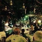 dinner at restaurant Barilotto