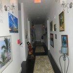 Upstairs Beautiful Hallway