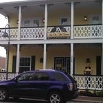 Street view of Front of Inn