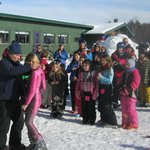 Ski Racing Events througout the season with the Red Eagle Race Foundation