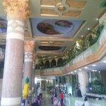 Hall del hotel balneario