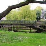Bridge at Main UCC Gate