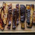 Rib Night- just £10 for a stack of pork & beef ribs every Monday