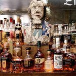 Over 80 different bourbons to choose from
