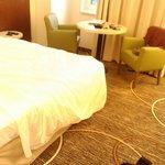 """my """"comfort delux"""" room"""