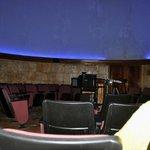 In the planetarium