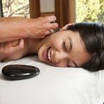 deep stones massage
