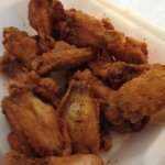 Lemon-pepper flavor wings ! :)