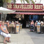 Travellers rest Bar