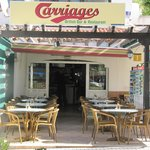 Carriages Bar