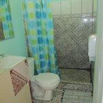 Room #18 Bathroom